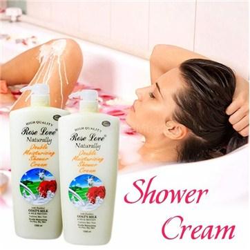 Sữa tắm Rose Love cho làn da mềm mại, mịn màng (2 chai)